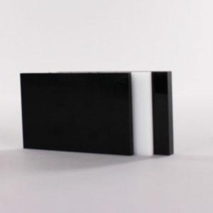 Acrylaat zwart wit