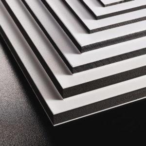PVC Schuimplaat Xtra Zwarte Kern