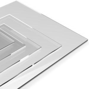 Polycarbonaat plaat helder
