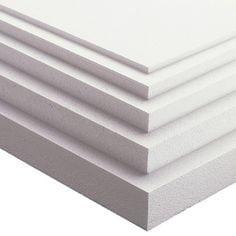 PVC SCHUIMPLAAT (FOREX®, VEKA®, VIKUPOR®)