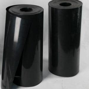 HDPE Folie Zwart