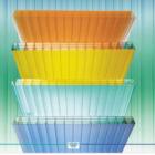 polycarbonaat kanaalplaat kleur