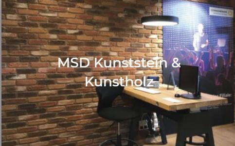 MSD Kunststein