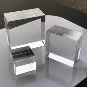 Acrylaat Blok