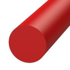 pvc volstaf rood